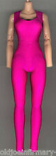 FemBasix Hot Pink Spandex Body Suit Female Action Figures 1:6 (1320g35)