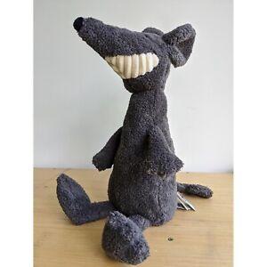 Jellycat Toothy Rat - Stuff Animal 36cm