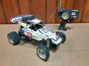 TYCO Taiyo TURBO HOPPER 9.6V Racing Buggy w/ Remote !  Tested