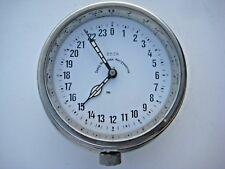 SOVIET RUSSIAN VOSTOK BOAT/SHIP SUBMARINE NAVY CABIN CLOCK 24h