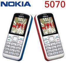 Original Nokia 5070 GSM 2G Unlocked Cheap Cell Phone