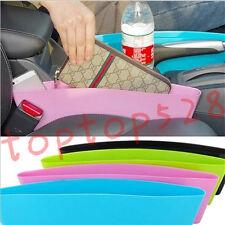 Catch Catcher Storage Organizer Box Caddy Car Seat Gap Slit Pocket Holder Case