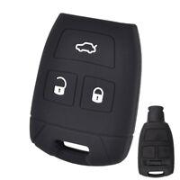For Fiat Croma Bravo Stilo Silicone Key Case Remote Fob Cover Shell 3 Button