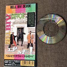 "BELL BIV DEVOE Do Me!  JAPAN 3"" CD SINGLE WMD5-4033 New Edition Unsnapped FreeSH"