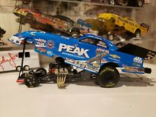 2016 John Force PEAK Chevy Camaro Funny Car 1:24 Action 2nd edition #3 of 225