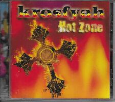 Krosfyah - Hot Zone - CD - 1998 - UK FREEPOST