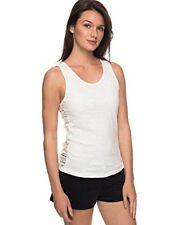 Roxy Erjkt03350 Haut sans manches Femme Marshmallow/solid FR M (taille Fa...