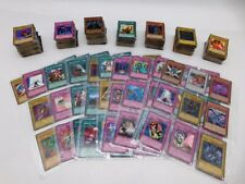 Yu-Gi-Oh! 200 Mixed Cards Lot With Rares & Holofoil Mint Collection