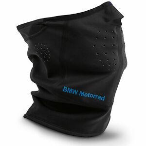 BMW Motorrad Genuine Adventure Motorcycle Face Mask, Neck Warmer Black - 3 Sizes