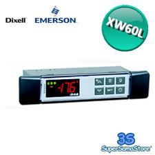 3S CONTROLLORE DIGITALE TN E BT CON GESTIONE SBRINAMENTO E VENTOLE XW60L- DIXELL