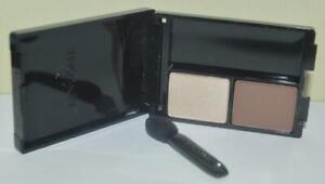 LANCOME Creme Lustre & Noix Maquiriche  Creme Powder Eye Colour DUO ~ GWP Size