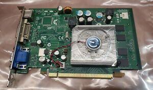 EVGA GeForce 7300GS 256MB PCIe video card 256-P2-N437-LT