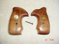 Colt King Cobra/Combat Cobra  Vintage Wood Custom Grips  Impossible to Find