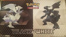 OtBG Pokemon Black and & White 2 Ultrapro Playmat Reshiram Zekrom