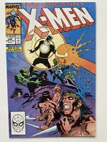 The Uncanny X-Men #249 Havok 1st App Whiteout Vintage Marvel Comics