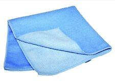 Gala PowerCut  40cm x 40cm Microfibre Blue Deep Cleaning Cloth 350gsm