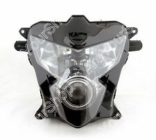 Phare Headlight pour Suzuki GSXR 600/750 2004-2005 K4 Clear