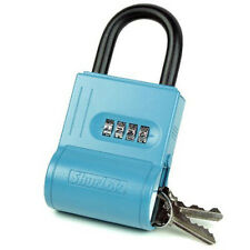 Key Lock Box - ShurLok Key Storage SL 100 Blue Realtor Lockbox Real Estate NEW