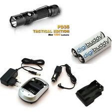 Fenix pd35tac pd35 cree XP-l LED 1000 lúmenes strobe incl. holster