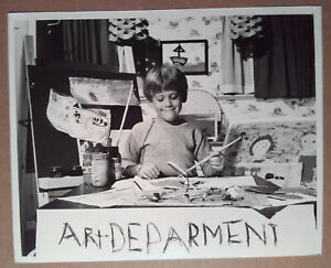 8x10 Press Photo~ WITH SIX YOU GET EGGROLL ~1968 ~Child actor Richard Steele