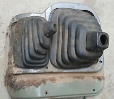 Nissan Patrol GQ Y60 Gearstick Floor Boot Rubber Assembly