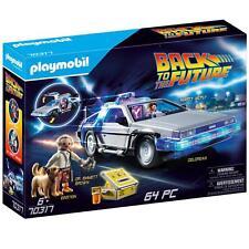 PLAYMOBIL Retour vers le Futur DeLorean (70317)