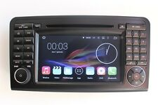 Autoradio Android 7.1 PER Mercedes ML GL Class W164 X164 ML300 DAB+ STEREO GPS