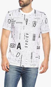 Worn Once Before Adidas Originals AOP Subtle Men's T-Shirt - Size XL RRP$80