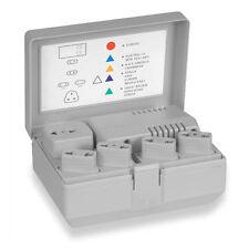 Pyle Pvkt130 220/240V Step Down Voltage Converter Transformer Kit New