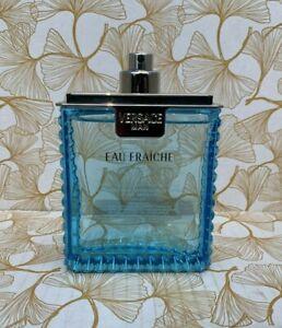 Man Eau Fraiche by Versace 100ml / 3.4oz Mans Eau De Toilette EDT Perfume NEW