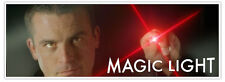 MAGIC LIGHT RED PAIR BY MAGIC MAKERS LITE FROM ANYWHERE GIMMICK TRICKS CLOSE UP