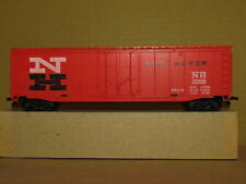 NEW HAVEN NH BOX CAR BY IHC/MEHANO IN HO SCALE AND IS FACTORY ORIGINAL NEW