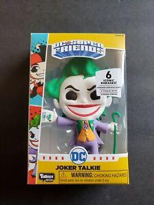 The Joker Talkie New DC Wow Stuff Super Friends WB Warner Brothers - Brand New!