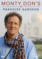 Monty Don's Paradise Gardens (BBC) [DVD][Region 2]
