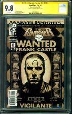 Punisher 8 CGC SS 9.8 Jon Bernthal Signed Bradstreet TV Show Marvel Knights 2002