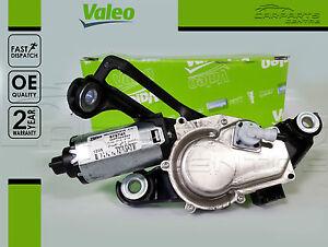 FOR BMW 1 SERIES 1.6i 2.0i 2.0D 3.0i E87 2004- REAR VALEO WIPER MOTOR BRAND NEW