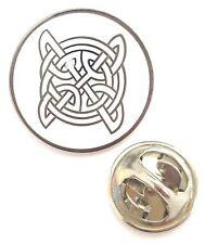 Scottish Celtic Design Enamel Lapel Pin Badge T797