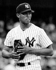 1995 New York Yankees MARIANO RIVERA Glossy 8x10 Photo Baseball Print Poster RC