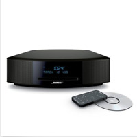Bose Wave Music System IV with Remote, CD Player and AM/FM Radio-Espresso Black