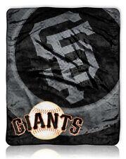 Sports Fan Apparel & Souvenirs 4 NWT  MLB Retro Raschel Throw Blankets 50 x 60 San Francisco Giants sports memorabilia