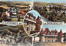 BR14228 Chateaux de la Dordogne Chateau Michel Manyaigne multi views   france