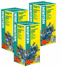 Neurin Effective Herbal Treatment - Depression Anxiety Stress Relief PACK OF 3