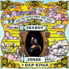 Sharon Jones & The Dap-Kings - Give The People What Ils Want (1LP Vinyle) NEUF