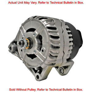 Remanufactured Alternator  Quality-Built  13471
