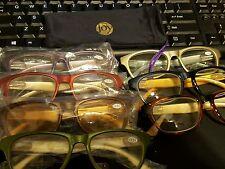 Reading Glasses by Joy 3.5Tri Colored .4.50 per pair (Please choose color)