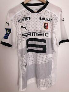 Maillot Porté Stade Rennais SRFC RENNES Ligue 1  2020-2021