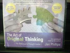 The Art of Original Thinking (Audio Book 6 CD Set) Jan Phillips