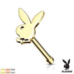 Playboy Bunny Top 316L Surgical Steel Nose Bone Stud