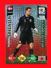 SOUTH AFRICA 2010 - Adrenalyn Panini - Card Goal Stopper - SORENSEN - DANMARK
