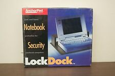 AnchorPad Lock Dock Notebook Security System